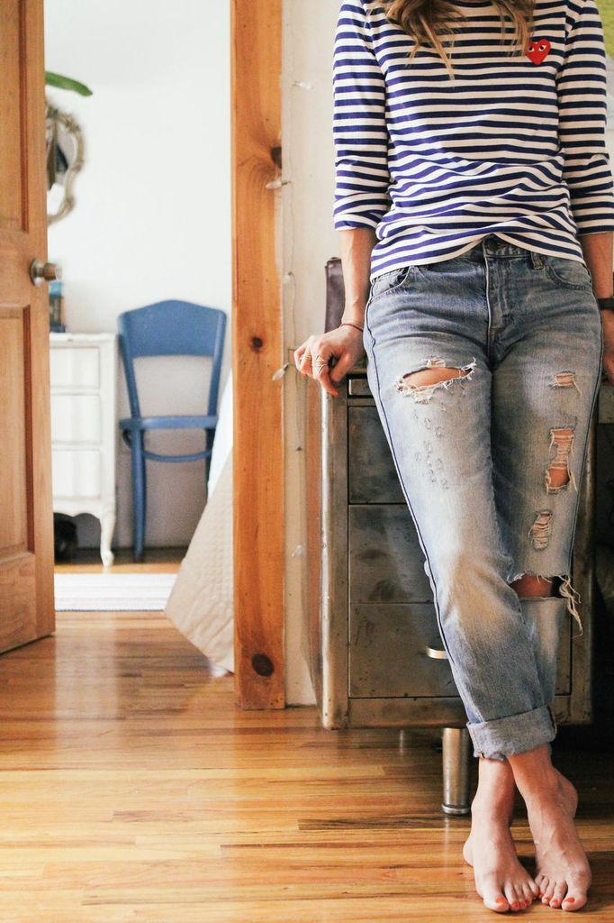 waiting for saturday : lucy laucht j.crew jeans