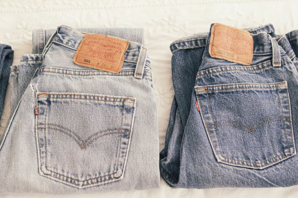 waiting for saturday : levi's 501