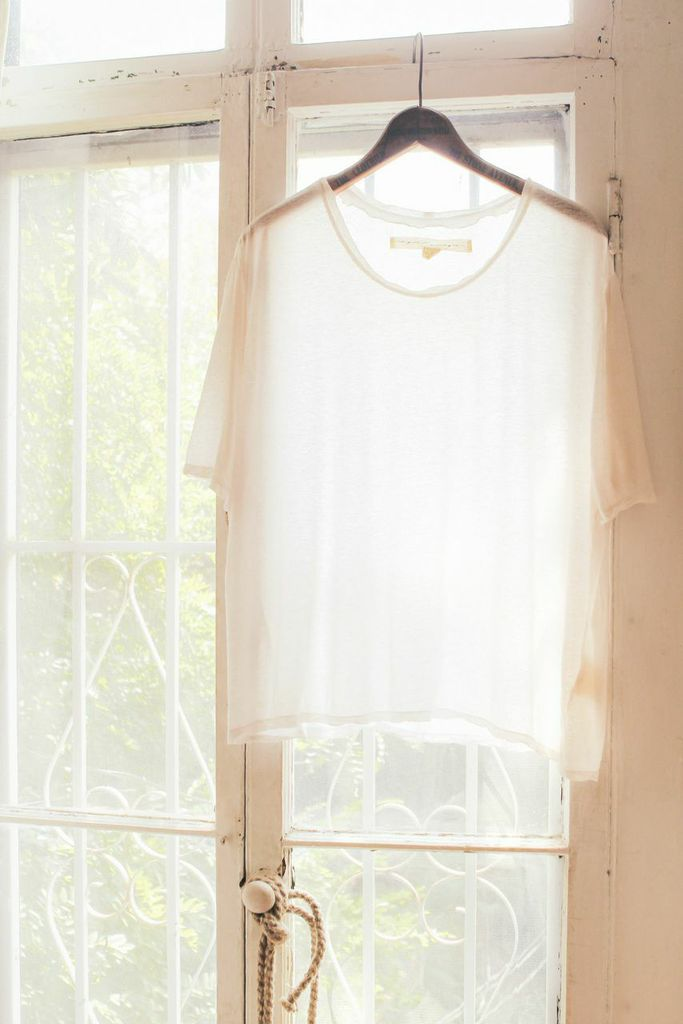 waiting for saturday : raquel allegra tee