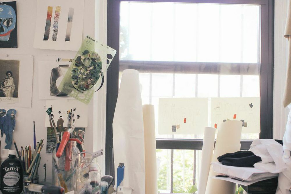 waiting for saturday : alice waese work space