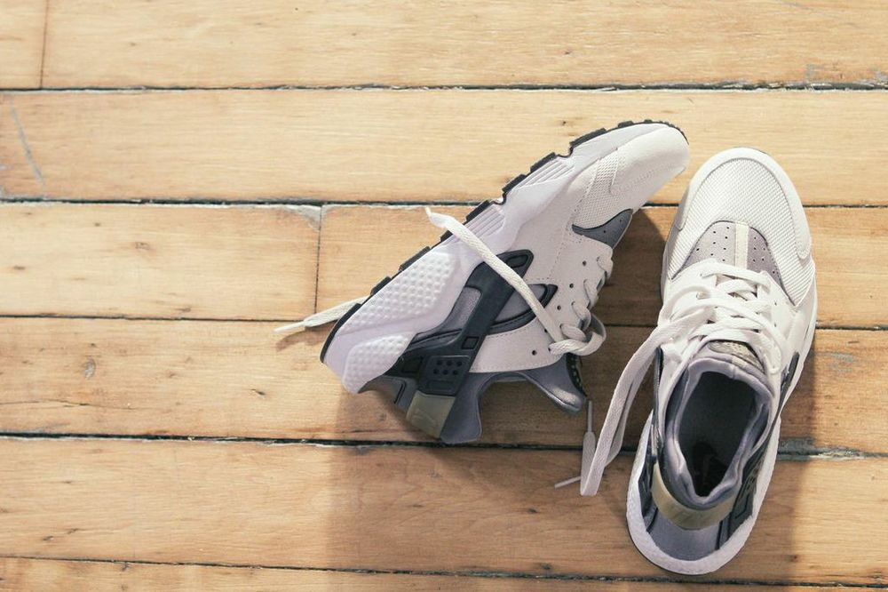 waiting for saturday : nike air huaraches