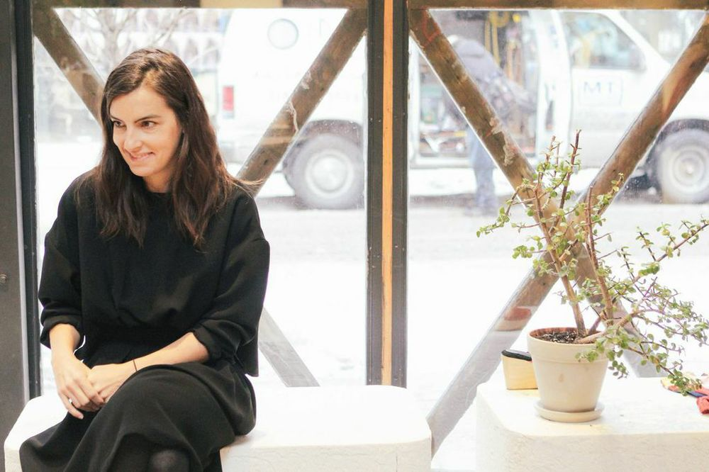 waiting for saturday : rachel comey store NoLita