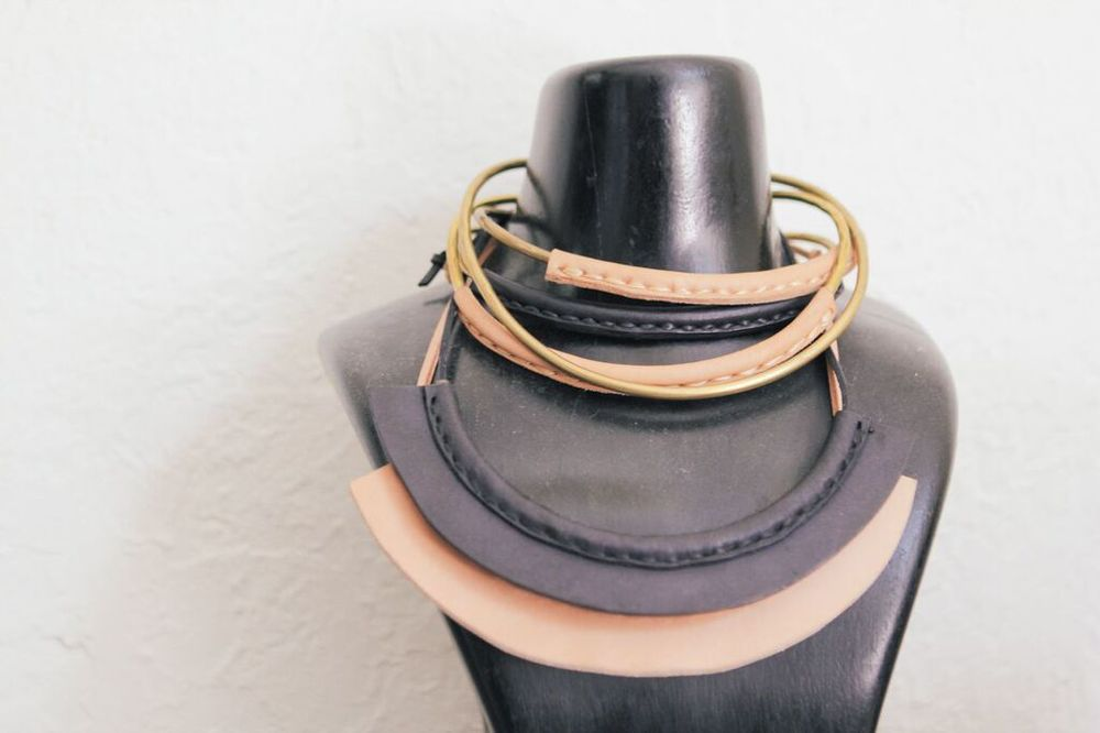 waiting for saturday : andria crescioni home studio jewelry