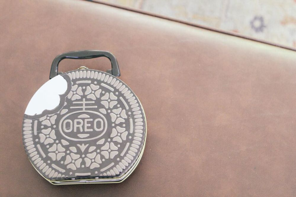 waiting for saturday : paige elkington oreo lunchbox