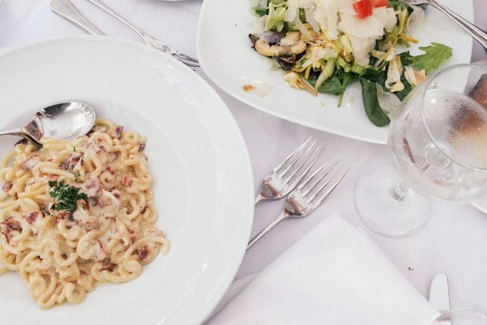 waiting for saturday : novita restaurant new york city flatiron
