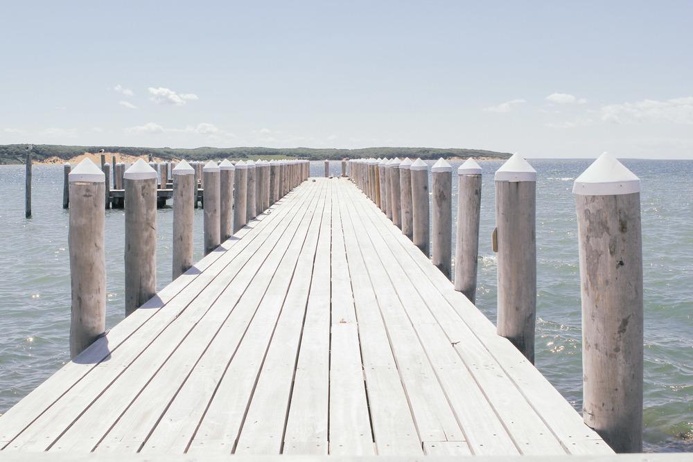 waiting for saturday : hamptons dock
