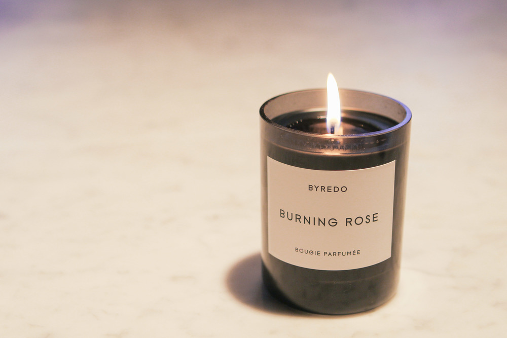 waiting for saturday : byredo candle