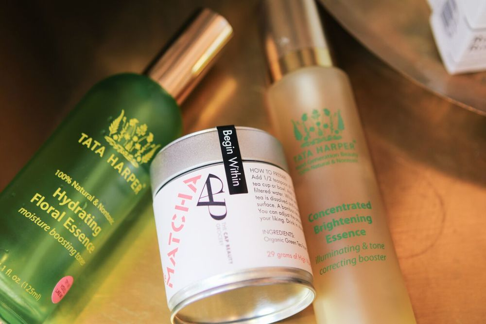 waiting for saturday : summer beauty essentials