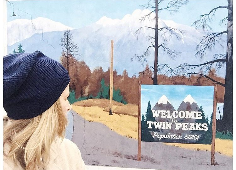 Thanks for being so darn creepy, Twin Peaks