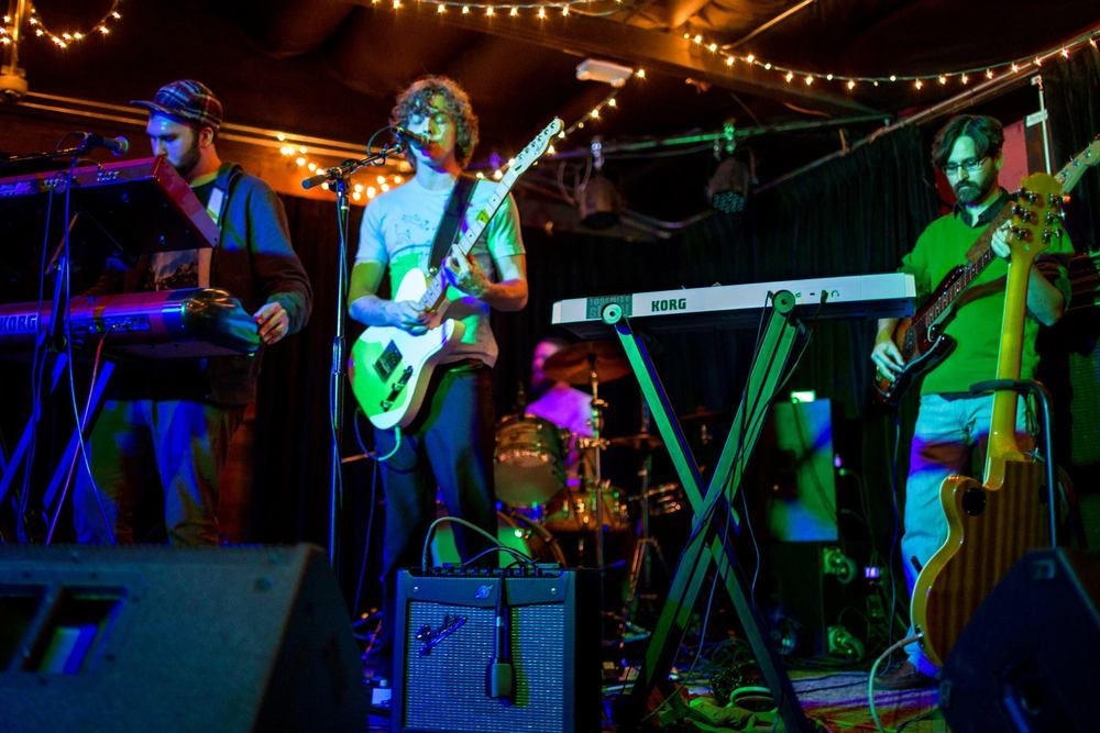 All Night Visitors is an indie band from Las Vegas.  http://allnightvisitors.com
