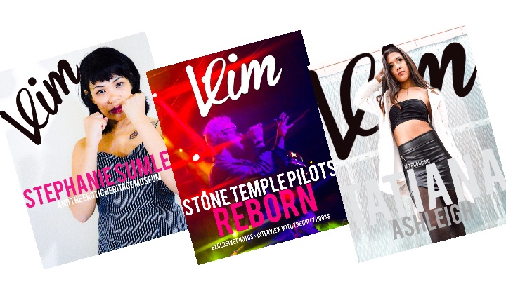 "Recent ""Coverstars"" for VIM Magazine"