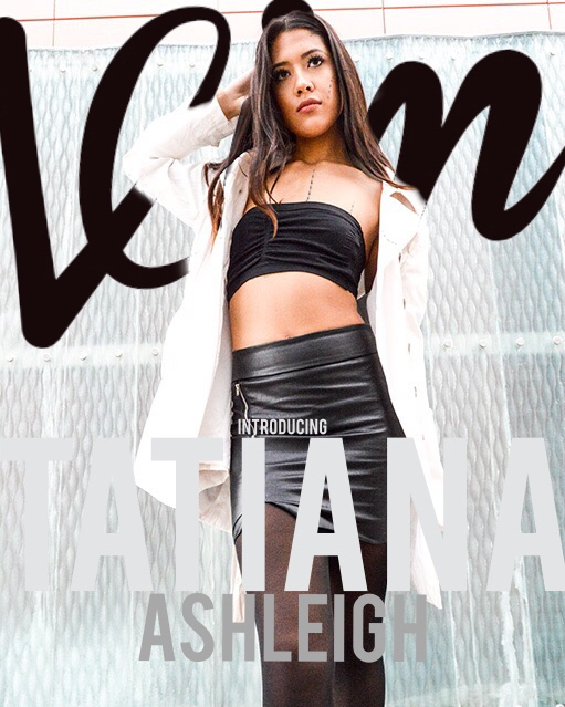 Model Tatiana Ashleigh for VIM Magazine