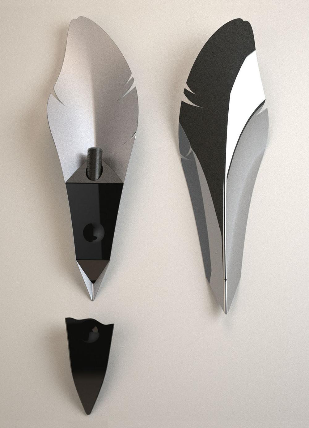 Plume, le stylo plume design à la prise en main ergonomique