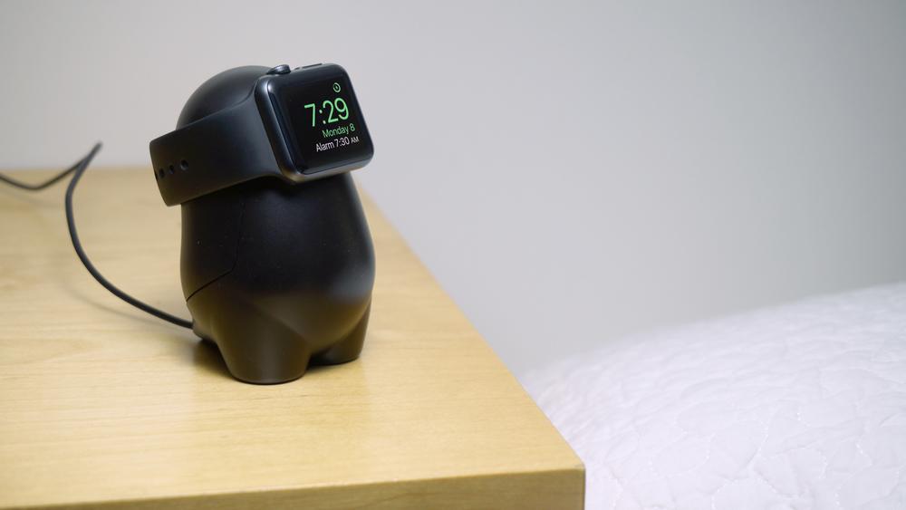 WatchMe recharge votre montre connectée