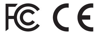Ulo is certified FCC & CE -