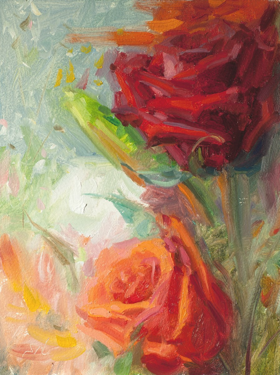Roses Impression III