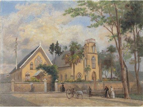 Greyfrairs Church