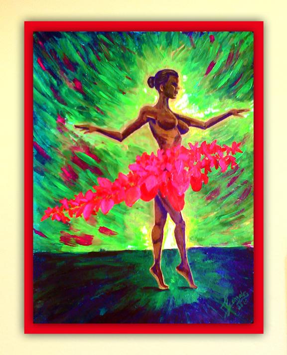 Chaconia Dance