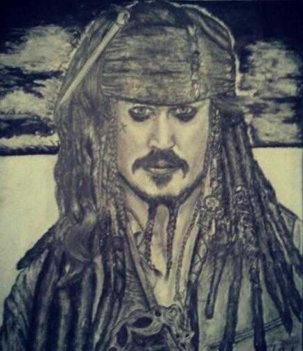 The Famous Jack Sparrow