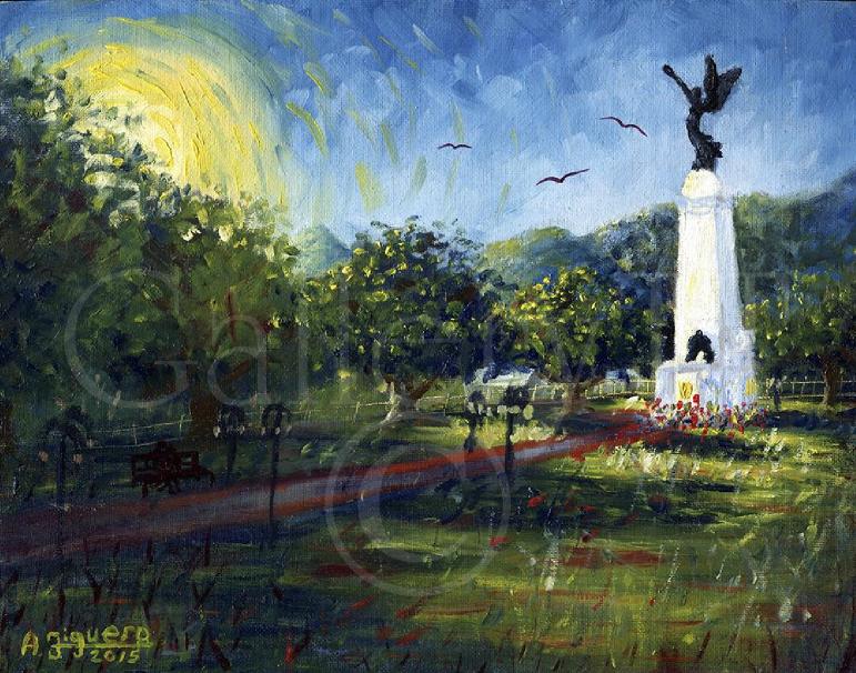 Memorial Park, Port of Spain