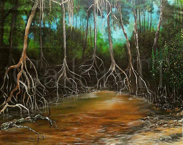 Manzanilla Mangroves