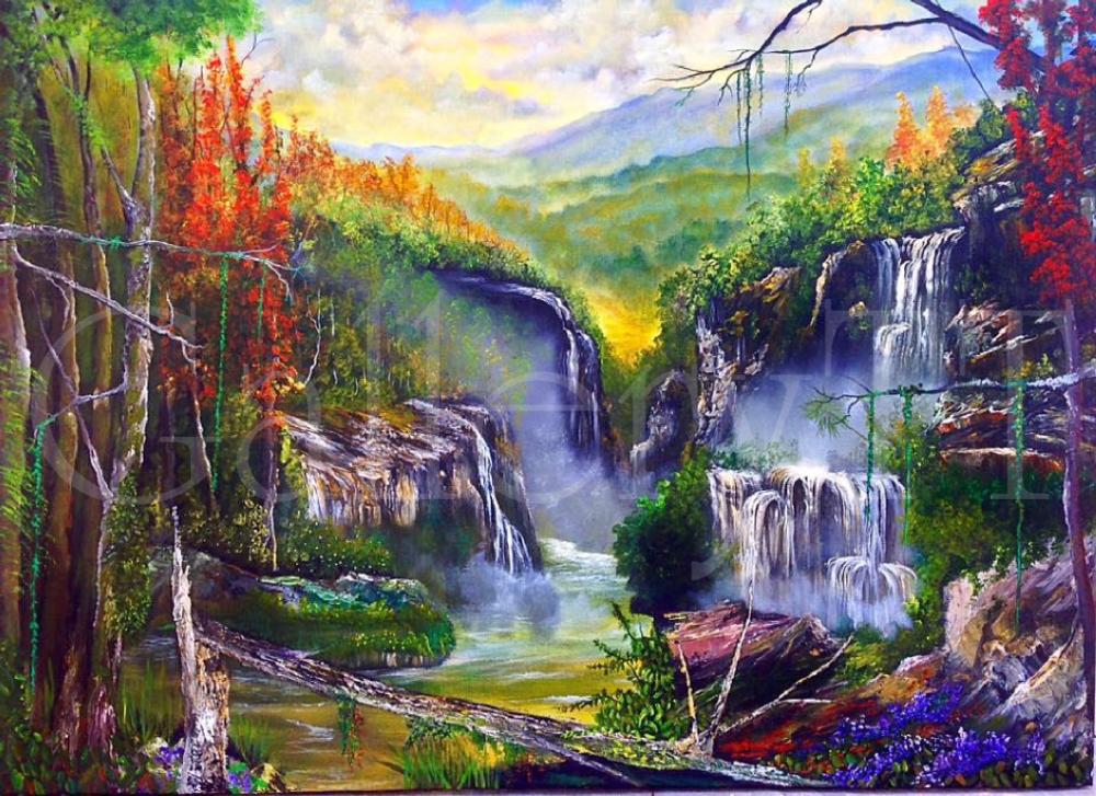 Dreamscape Landscape