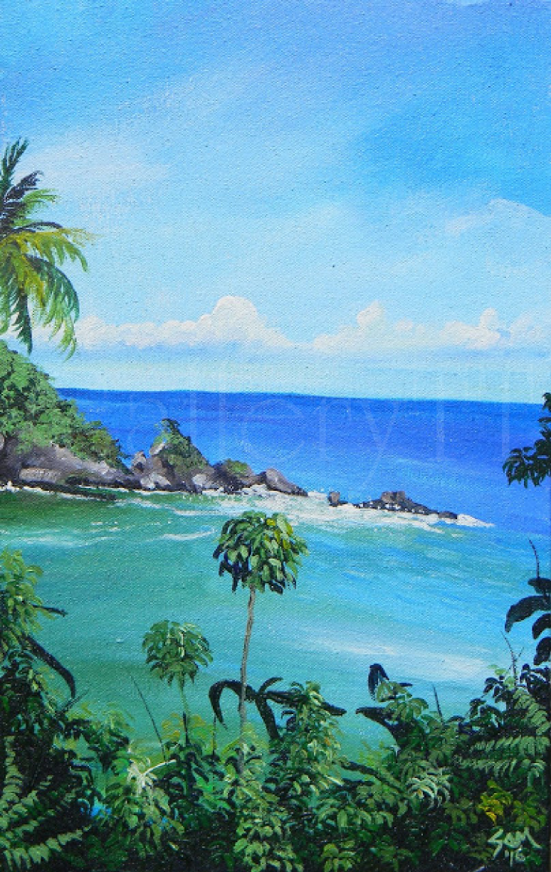 North Coast View 2016 10 x 16 Acrylic Samantha Rochard.png