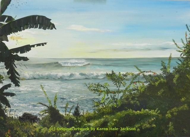 Surfer's Wave