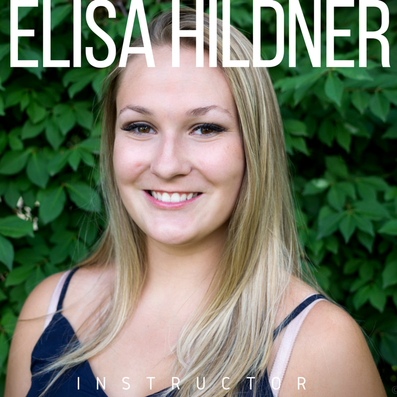 Elisa Hildner  is a junior at UW-Madison, pursuing a degree in dance and a certificate in Pilates as well as fulfilling the prerequisites for Physical Therapy. Hildner trained in classical ballet and contemporary through the School of DanceWest Ballet and was a choreographer and member of their ballet company. This will be her second year teaching for Performing Ourselves and she is so excited to work to empower more young girls and boys through dance again this year!