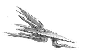 Krell Ship