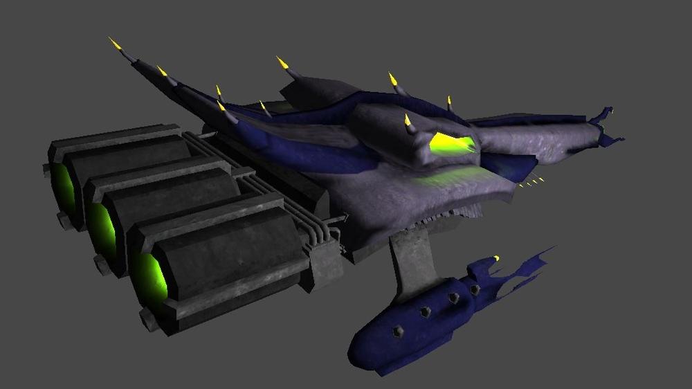 Step 5: Reaper 3D Comp