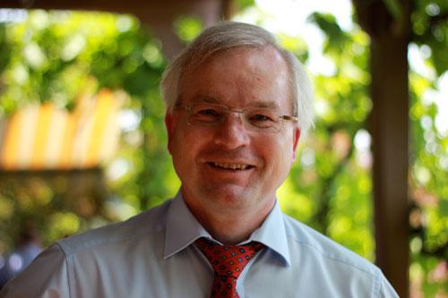 Horst Lotz, Gastgeber und Sommelier