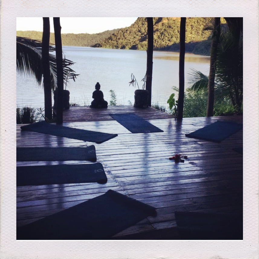 Images via Apoyo Lodge