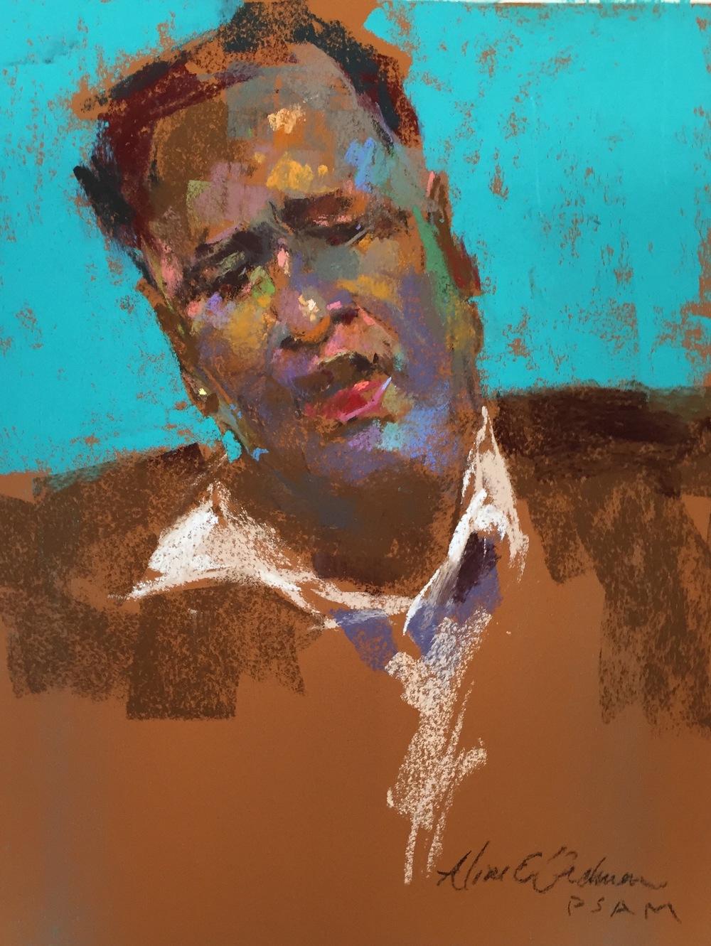 Portrait 12 x 16