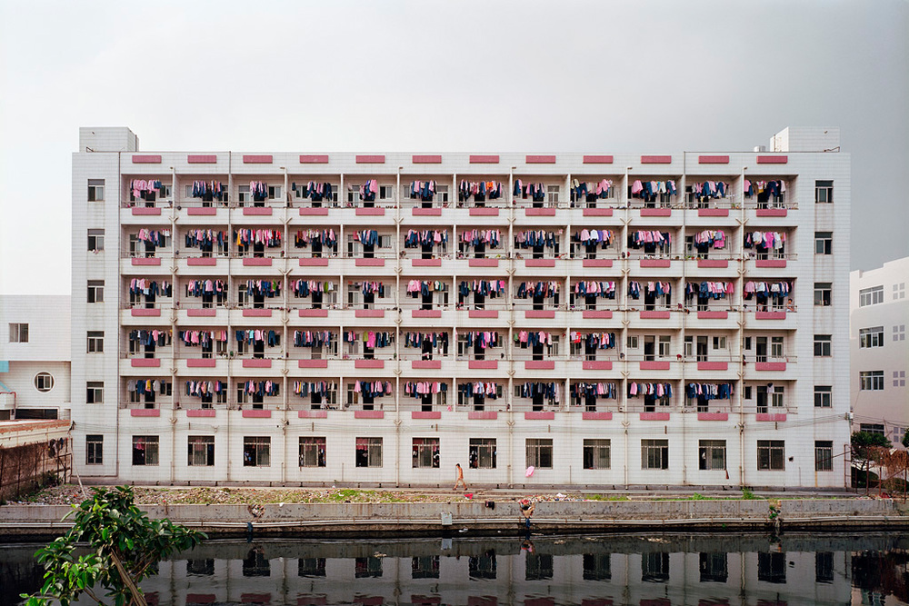 Manufacturing #4, Factory Worker Dormitory, Dongguan, Guangdong Province, 2005
