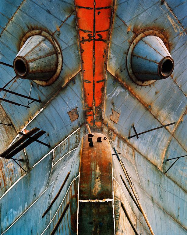 Shipyard #22, Qili Port, Zhejiang Province, 2005
