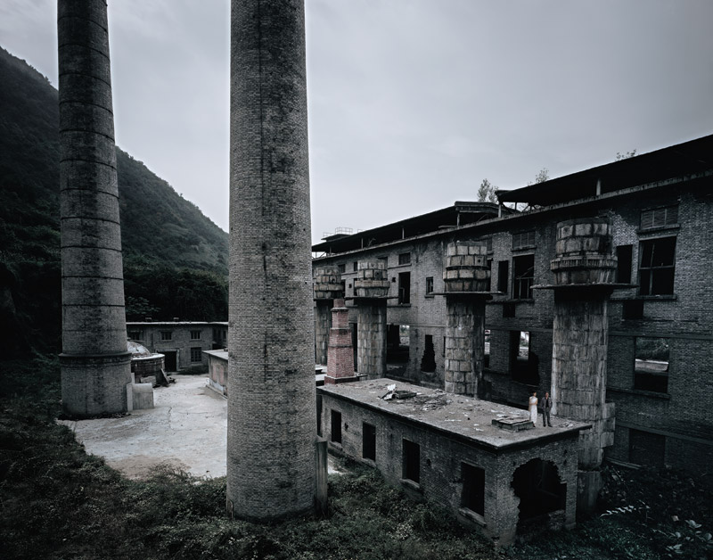 Fengyang Coke Plant, 2003-2006, C-print, variable sizes