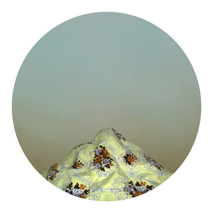 Mountain Blossom. 13, 2007, 150 x 150 cm or 100 x 100 cm, Inkjet print on Photo Paper