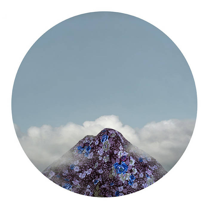 Mountain Blossom. 05, 2007, 150 x 150 cm or 100 x 100 cm, Inkjet print on Photo Paper