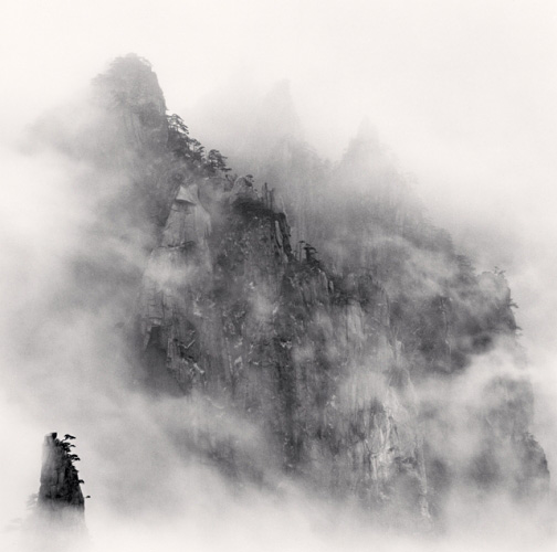 Huangshan Mountains, Study 1, Anhui, China, 2008
