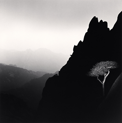 Huangshan Mountains, Study 31, Anhui, China, 2009