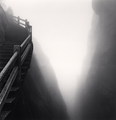Huangshan Mountains, Study 29, Anhui, China, 2009