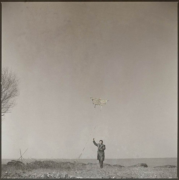 Kite (2004/2006), variable sizes, archival pigment print on fine art paper