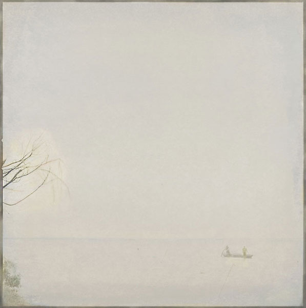 Fishing Boat on Dianshan Lake, (2004/2010), variable sizes, pigment print on fine art paper