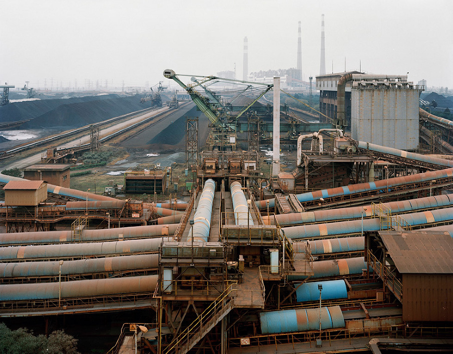 Bao Steel #3, Shanghai, 2005