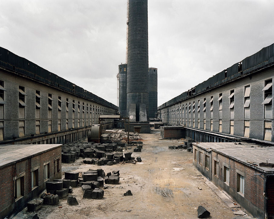 Old Factories #1, Fushun Aluminum Smelter, Fushun City, Liaoning Province, 2005