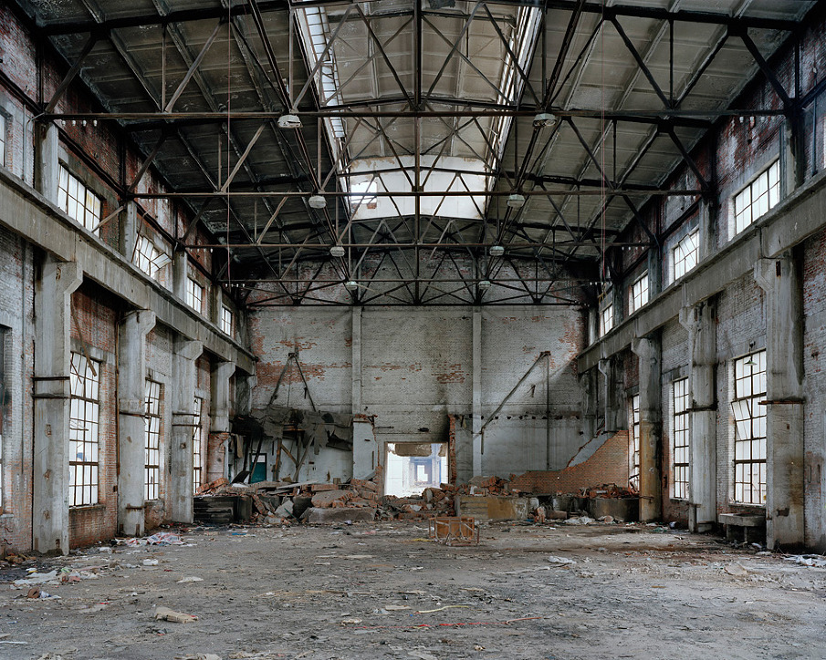 Old Factories #3, Tiexi District, Shenyang City, Liaoning Province, 2005