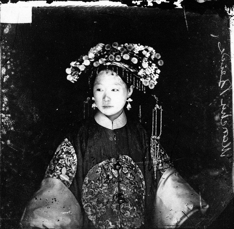 A Manchu Bride