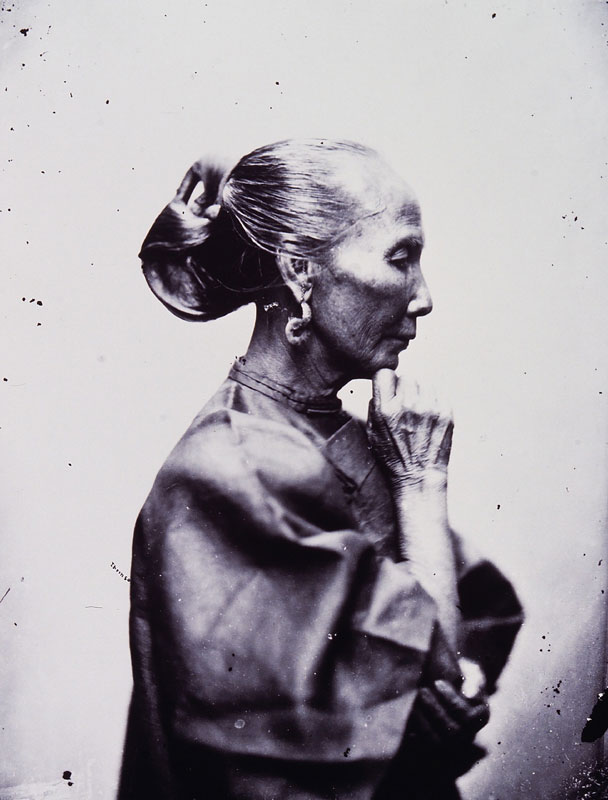 An Old Cantonese Woman