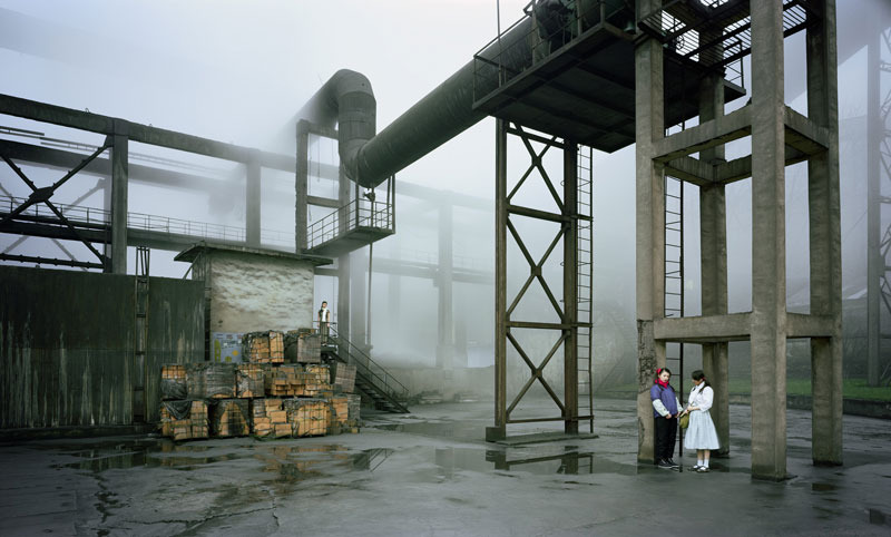 Artificial Fog, 2008, C-print, variable sizes